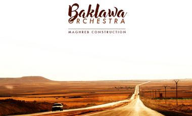 Visuel du projet Baklawa Orchestra - Musiques du monde actuel