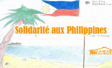 Project visual Projet solidaire aux Philippines