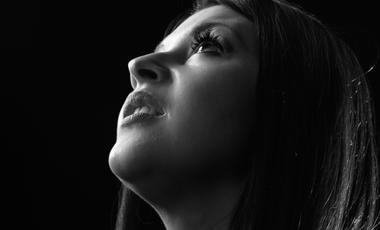 """Visueel van project Irina """"Mon Envol"""" mon premier EP"""