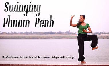 Project visual Swinging Phnom Penh