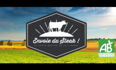 Project visual Envoie du Steak !