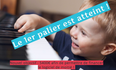 Project visual Création d'un logiciel pour le développement de l'Ecole Française de Piano