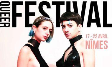 Visuel du projet Get Used To It Festival - Queer - Nîmes