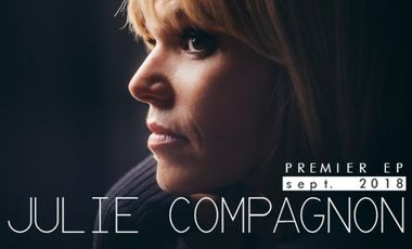 Visueel van project Julie Compagnon I Participez à la création de mon premier EP 4 titres !