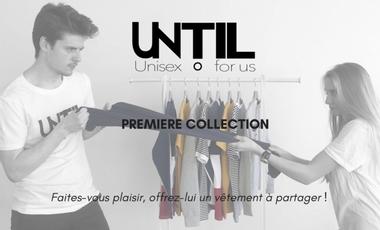 Project visual UNTIL première collection