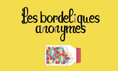 Project visual Les bordéliques anonymes