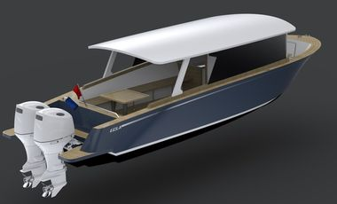 Project visual Bordeaux Yachting