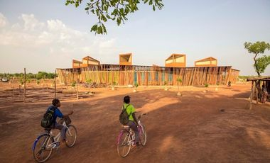 Project visual Projet solidaire au Burkina Faso
