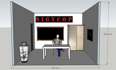 Visueel van project Sigycop