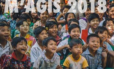 Visueel van project M'AGIS 2018