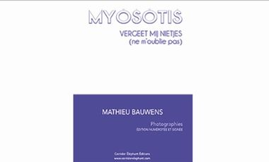 Project visual MYOSOTIS
