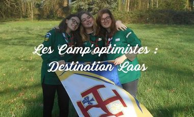 Project visual Les Comp'Optimistes : destination Laos !