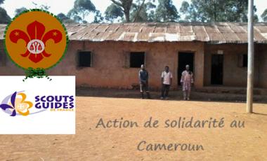 Visueel van project Projet Solidaire au Cameroun