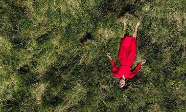 """Visueel van project Lucie-Valentine : Sortie du premier album """"La Vie est Belle"""" (Chanson)"""