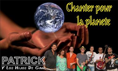 Visueel van project Cantar para el planeta