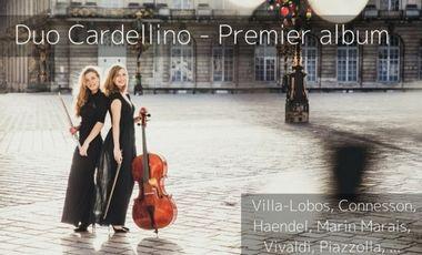 Visueel van project Premier album du Duo Cardellino