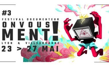 Visuel du projet Festival On Vous Ment ! 3ème édition
