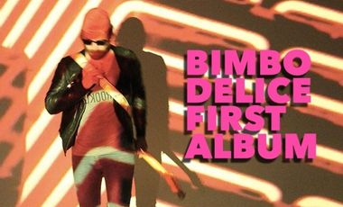 Project visual Réalisation du premier album de BIMBO DELICE