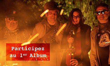 Visuel du projet Lara Palmer and the Indian Runners - Participez à la création du premier album !