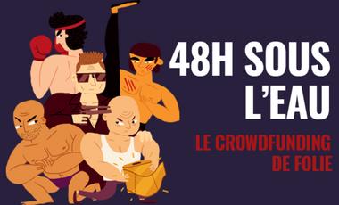 Visueel van project 48h Sous L'eau - Deuxième Edition