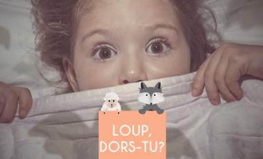 Visueel van project Loup, dors-tu?
