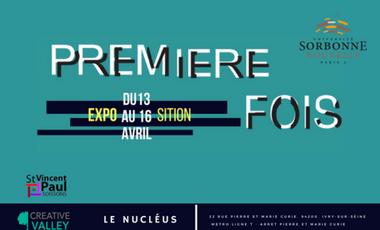 Project visual Exposition Première(s) fois