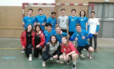 Visuel du projet Financement déplacement championnats de France UNSS handball