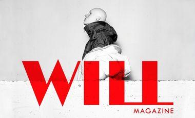 Visueel van project WILL magazine