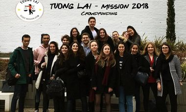 Project visual Mission Tuong-Laï ESSEC 2018