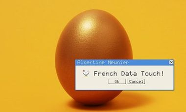 Visueel van project French Data Touch