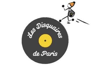Visueel van project Les Disquaires de Paris