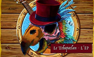 Project visual Le Tchapaclan - L'EP