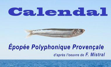 Visueel van project Calendal - Épopée Polyphonique Provençale