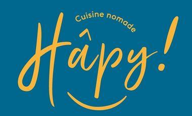 Project visual HÂPY Food Truck, Cuisine nomade à Bordeaux et ses environs