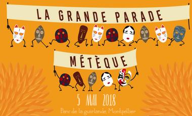 Visuel du projet La Grande Parade Métèque Montpelliéraine