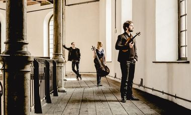 Visueel van project Trio Atanassov - Participez à l'enregistrement de notre 2e CD!