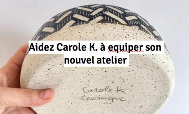 Project visual Atelier / boutique céramique