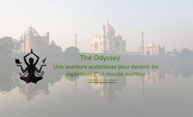Visueel van project The Odyssey : One more step !