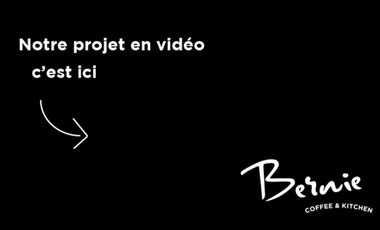 Project visual Bernie, le refuge urbain marseillais