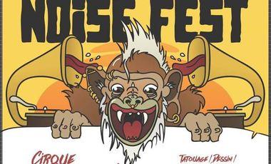 Visuel du projet Noise Fest'