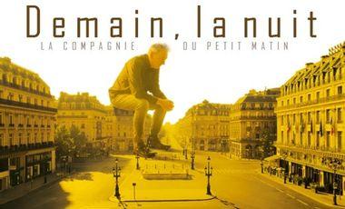 Visueel van project DEMAIN, LA NUIT à Toulouse et au Festival Off d'Avignon
