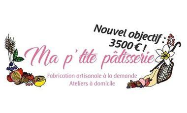 Visueel van project Ma P'tite Pâtisserie : fabrication artisanale et ateliers à domicile