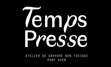 Project visual Création d'un Atelier de Gravure non-toxique à Pont Aven