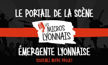 Visuel du projet Soutenez le Portail de la Scène Emergente Lyonnaise
