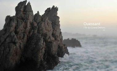 Project visual Ouessant, l'île du Grand Dehors