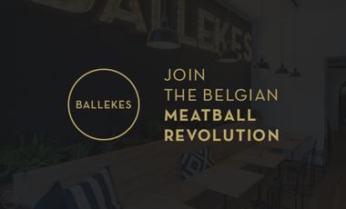 Visueel van project JOIN THE BELGIAN MEATBALL REVOLUTION