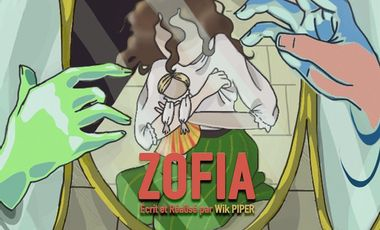 Project visual Zofia