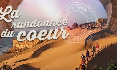 Visuel du projet Trek des gazelles 2018 - La randonnée du coeur