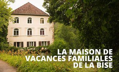 Project visual La Bise - Maison de vacances familiales pour ceux qui ne partent jamais !