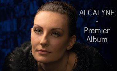 Project visual Alcalyne - 1er ALBUM